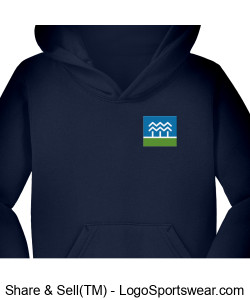 Toddler Pull over hoodie Design Zoom
